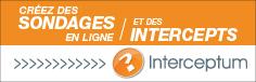 Interceptum - Créer des sondages en ligne et des interepts.